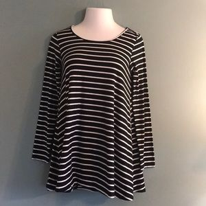 Mossimo Striped Tunic